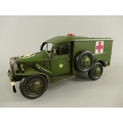 Rode Kruis armytruck