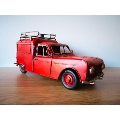 Bestelwagen Brandweer