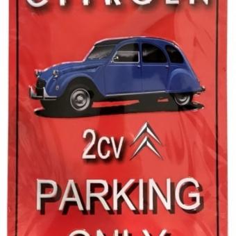 Citroën parking