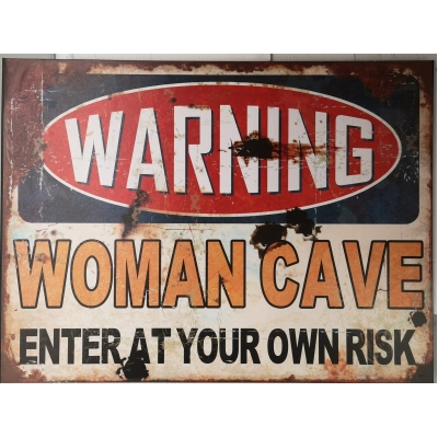 Bord Woman cave