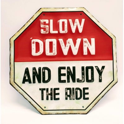 Bord Slow down