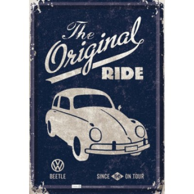 Kaart VW Beetle - The Original Ride
