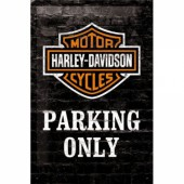 Harley Parking