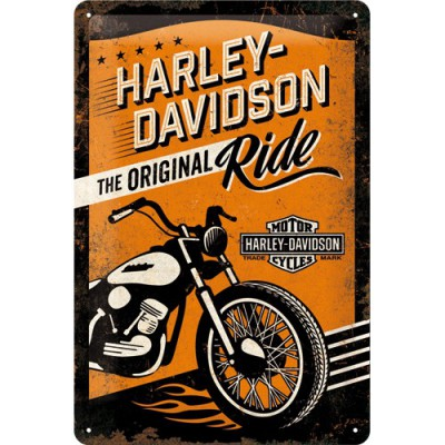 Bord Harley Original Ride