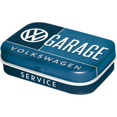 Mint Box VW Garage