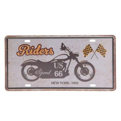 Riders New York bord