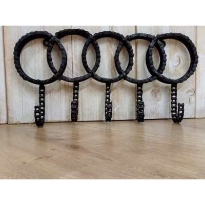 Bike Chain kapstok